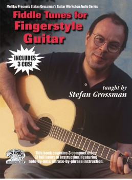 Fiddle Tunes for Fingerstyle-Tab/CD