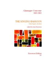 Singing Bassoon-4o Legato Studies