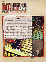 Sight Reading Duets for Beginning Mallet Players