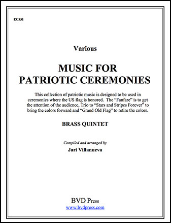 Music for Patriotic Ceremonies