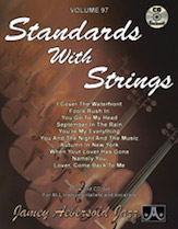 Jamey Aebersold Jazz, Volume  97 (Standards with Strings)