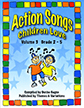 Action Songs Children Love Cover