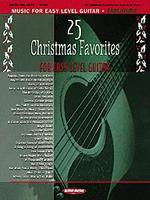 25 Christmas Favorites-Easy Guitar