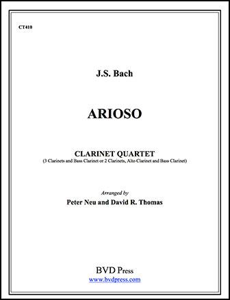 Arioso-Clarinet Quartet
