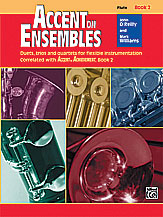 Accent on Ensembles Book 2