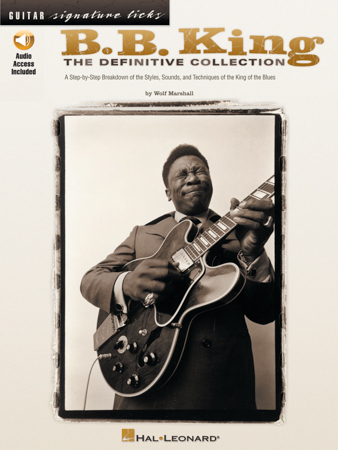 B B King - The Definitive Collection
