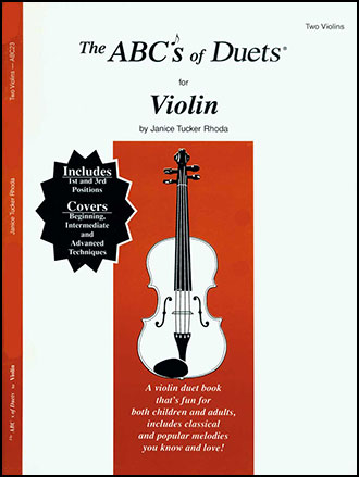 ABC's of Duets for Violin No. 1
