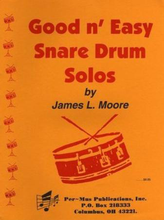Good and Easy Snare Drum Solos