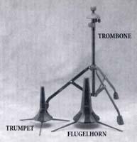 Konig and Meyer Flugelhorn Instrument Stand
