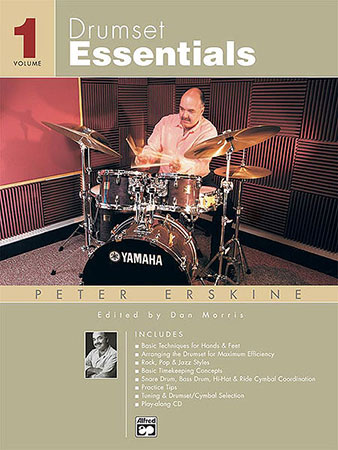 Drum Set Essentials Vol. 1