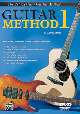 21st Century Guitar Method 1-DVD