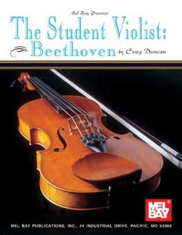 Student Violist-Beethoven