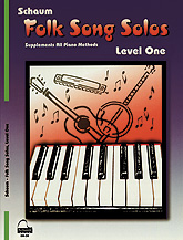 Folk Song Solos-Level 1