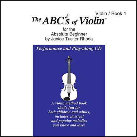 ABC's of Violin No. 1