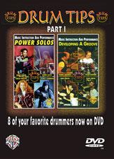 Drum Tips No. 1-DVD