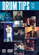 Drum Tips No. 2-DVD
