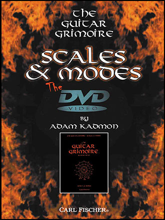 Guitar Grimoire-Scales / Modes