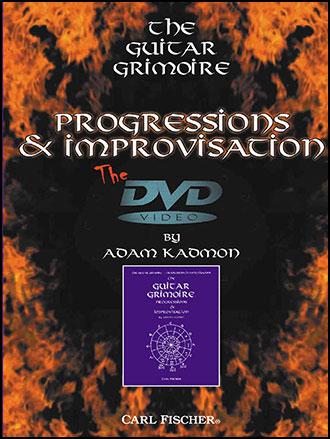 Guitar Grimoire-Progressions/Improv