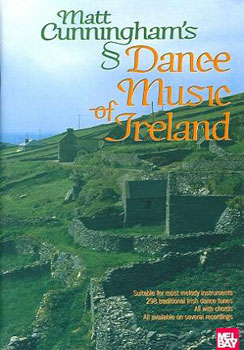 Matt Cunninghams Dance Music of Ireland