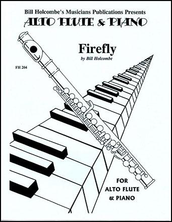 Firefly-Alto Flute/Piano