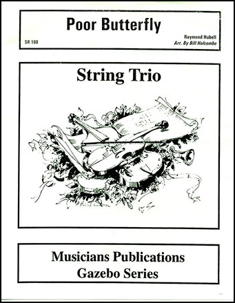 Poor Butterfly-String Trio