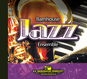 C. l. barnhouse Jazz Ensemble CD 2001: Med.-adv.