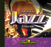 C. L. Barnhouse Jazz Ensemble CD 2002 Cover