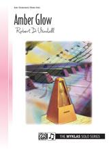 Amber Glow-Late Elementary Piano