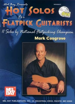 Hot Solos for Flatpick Guitarists