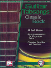 Guitar Tabsongs - Classic Rock