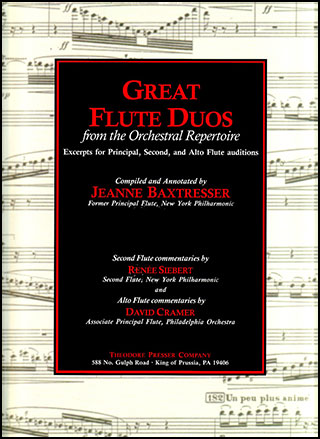 Great Flute Duos from the Orchestra