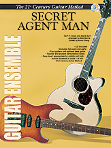 Secret Agent Man-Guitar Ensemble
