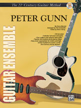 Peter Gunn-Guitar Ensemble