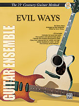 Evil Ways-Guitar Ensemble