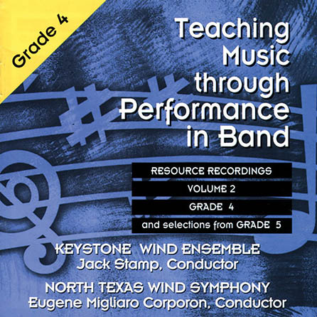 Teaching Music Through Performance in Band, Vol. 2 Cover