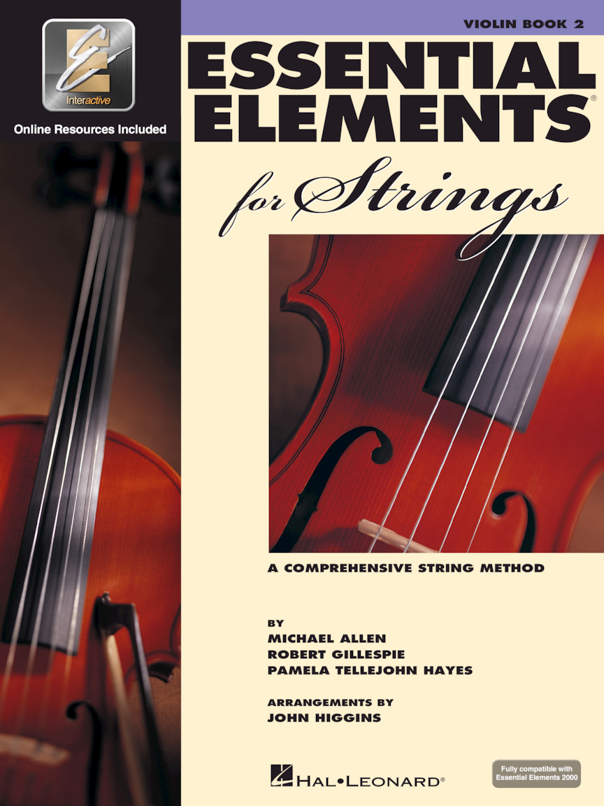 Essential Elements Interactive for Strings, Book 2