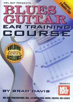 Blues Guitar Ear Training-2 CD Set