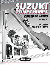 Suzuki Tonechimes Music Sheets No. 8