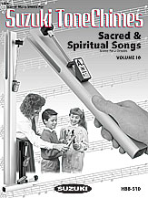 Suzuki Tonechimes Music Sheets No. 10
