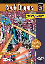 Rock Drums for Beginngers-DVD