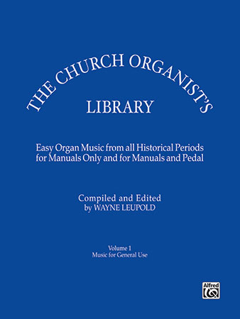 The Church Organist's Library