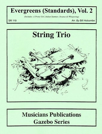 Evergreens No. 2-String Trio