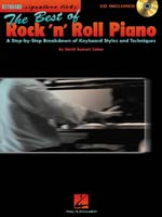 Best of Rock and Roll Piano
