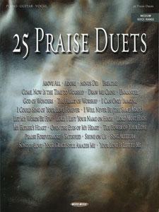 25 Praise Duets