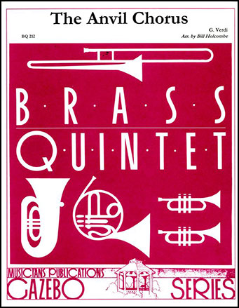 Anvil Chorus-Brass Quintet