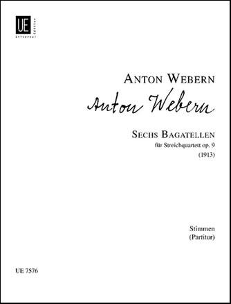 Sechs Begatellen-String Quartet