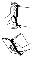 Chorogrip Choral Folder Hand Grip