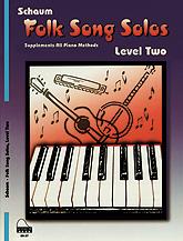 Folk Song Solos No. 2