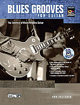 Blues Grooves for Guitar-Book and CD