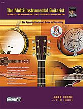 Multi Instrumental Guitarist-Book and CD